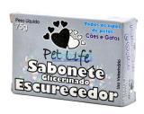 SABONETE ESCURECEDOR 75G PET LIFE