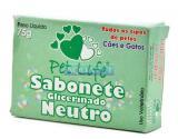 SABONETE NEUTRO 75G PET LIFE