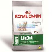RA��O MINI LIGHT 3KG ROYAL CANIN
