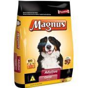 Ra��o Magnus Premium C�es Adultos Carne 15kg