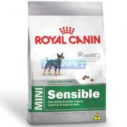 RA��O MINI SENSIBLE 3KG ROYAL CANIN