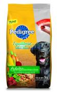RA��O PEDIGREE EQUILIBRIO NATURAL  1KG