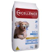 RA��O DOG EXCELLENCE FILHOTE RA�AS M�DIAS FRANGO 15KG SELECTA