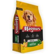 Ração Magnus Adulto Carne & Vegetais 25kg