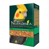 RA��O NUTROPICA CALOPSITA C/FRUTAS 300G
