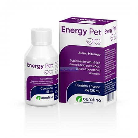 ENERGY PET 125ML OURO FINO