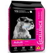 Ração Dog Excellence S.p. Adult Medium Breed 15kg
