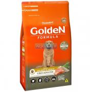 RA��O GOLDEN ADULTO SALM�O & ARROZ 3KG PREMIER