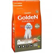 RA��O GOLDEN ADULTO MINI BITS SALM�O & ARROZ 3KG PREMIER