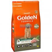 RA��O GOLDEN ADULTO FRANGO & ARROZ 3KG PREMIER