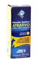 GOOD PET ATRATIVO SANITÁRIO 20ML MUNDO ANIMAL