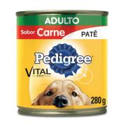 Pedigree Lata Original 280g