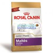 RA��O RA�A MALT�S 27 JUNIOR 1KG ROYAL CANIN