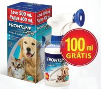 FRONTLINE SPRAY 500ML  20%OFF PROMOÇÃO MERIAL