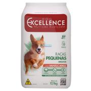 RA��O DOG EXCELLENCE ADULTO RA�AS PEQUENAS SALM�O 10KG SELECTA