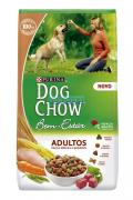 RA��O DOG CHOW BEM-ESTAR RA�AS M�DIAS E GRANDES ADULTO 3KG