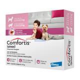 Antipulgas Comfortis Para Cães De 2,3 a 4,5KG 140mg - ELANCO