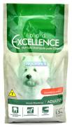 RA��O DOG EXCELLENCE ADULTO RA�AS PEQUENAS SALM�O 1,5KG SELECTA
