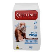 RA��O DOG EXCELLENCE ADULTO R MEDIA CORDEIRO 15KG SELECTA