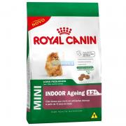 RA��O MINI INDOOR 12+ AGEING 1KG ROYAL CANIN