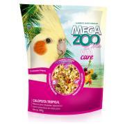 MEGAZOO ZOO MIX  CALOPSITA TROPICAL 500G