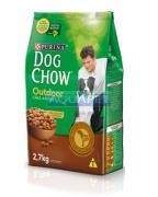 RA��O DOG CHOW AMBIENTE EXTERNO 2,7KG
