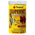 Ração Supervit Granulat 138g Tropical P/ Peixes Onívoros
