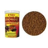 Ração Tropical Cichlid & Arowana Medium Sticks 360g