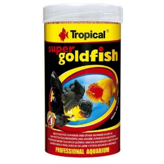 Ração Super Goldfish Mini Sticks Tropical 60g 100ml