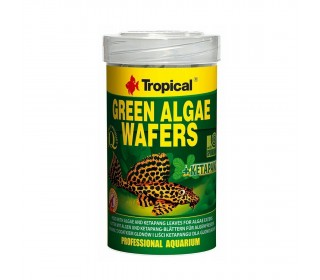 GREEN ALGAE WAFERS 100ML 45G TROPICAL
