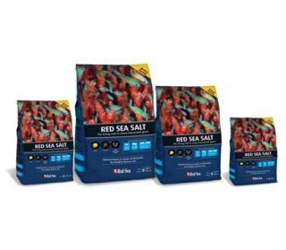 Red Sea Salt 10kg Sal Para Aquário Marinho Faz 300l