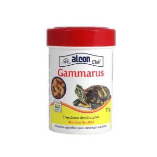 Ração Alcon Gammarus Para Tartaruga Aquática 11g