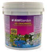 Ração Para Peixe Garden Koi Crescimento Alcon 1300g
