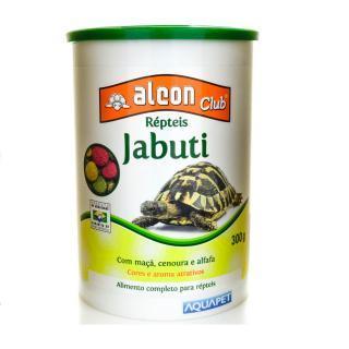 Ração Alimento Alcon Club Jabuti 300g