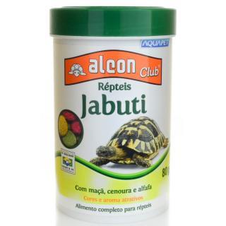 JABUTI ALCON 80G