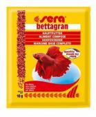 Ração Sera Bettagran 5g Sachê - Comida Para Peixes Bettas