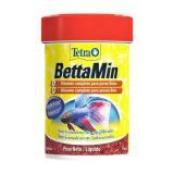 Ração Tetra Bettamin Flakes Em Flocos - 23gr