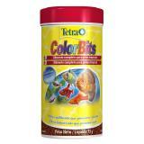 Ração Tetra Colorbits Granules Em Grânulos - 75gr