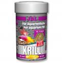 Ração Jbl Krill 40g 250ml P Peixes Aquários Doce E Salgado