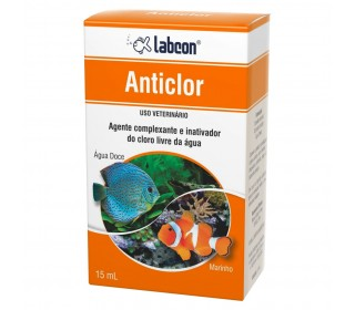 Anticloro Anticlor 15ml - Alcon Labcon
