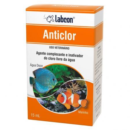 Anticloro Anticlor 15ml - Alcon Labcon