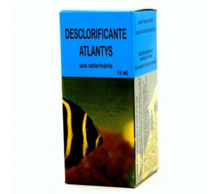 Anticloro Desclorificante Atlantys 15ML - Atlantys