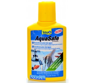 Tetra Aqua Safe  50 ml Condicionador Aquasafe
