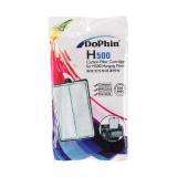 Refil H-500 Dophin para Filtro Externo hang on