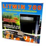Filtro Externo Para Aquário Litwin 700 750l/h 110v