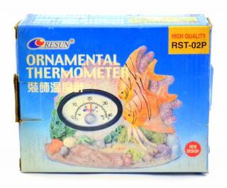 Termômetro Resun Ornamental  Rst-02p