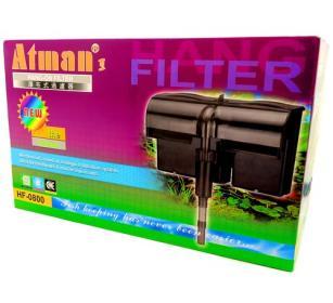 Filtro Externo Para Aquário Atman Hf 800 110v Até 180l