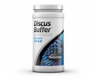 Seachem Discus Buffer 250g Tamponador Abaixa O Ph Da Água