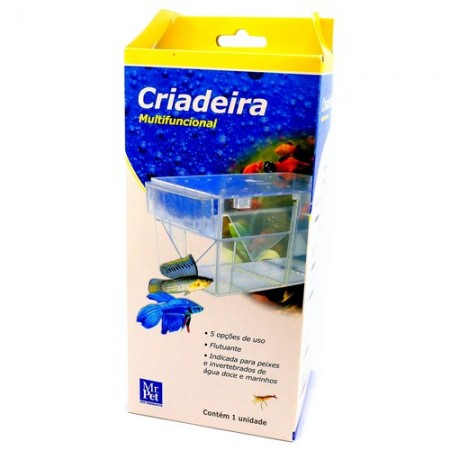 CRIADEIRA MR PET MULTICRIADEIRA DUPLA