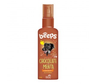 Body Splash Beeps Chocolate Com Menta 120ml